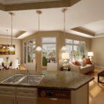 Epcon_Interior_Portico_Kitchen-to-Courtyard